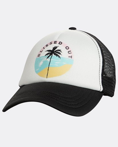 1 Accross Waves Trucket Hat Bleu N9CT02BIP9 Billabong
