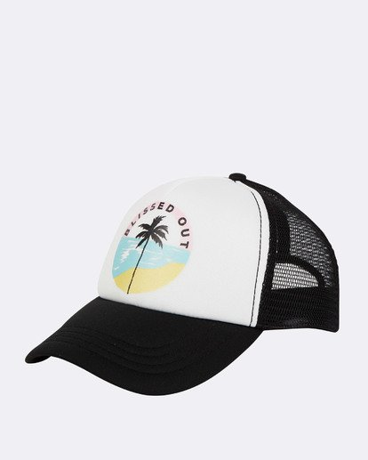 5 Accross Waves Trucket Hat Bleu N9CT02BIP9 Billabong