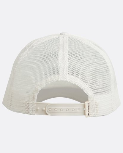 2 Billabong Trucker Hat Beige N9CT03BIP9 Billabong