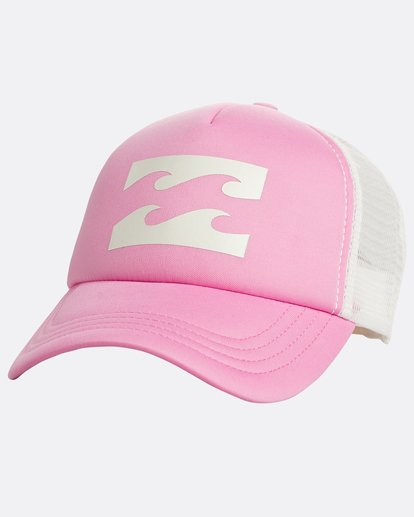 0 Billabong Trucker Hat Rosa N9CT03BIP9 Billabong