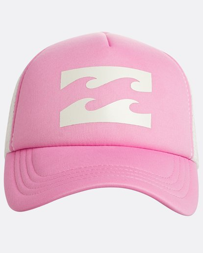 1 Billabong Trucker Hat Rosa N9CT03BIP9 Billabong