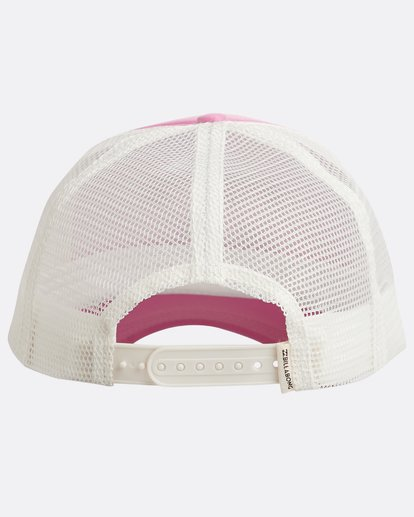 2 Billabong Trucker Hat Rosa N9CT03BIP9 Billabong