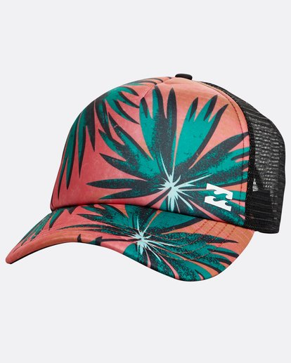 2 Tropicap Trucket Hat Rosa N9CT04BIP9 Billabong