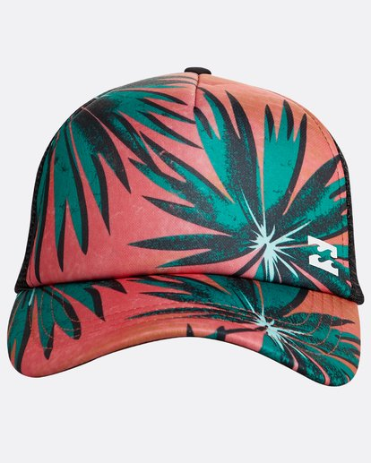 3 Tropicap Trucket Hat Rosa N9CT04BIP9 Billabong