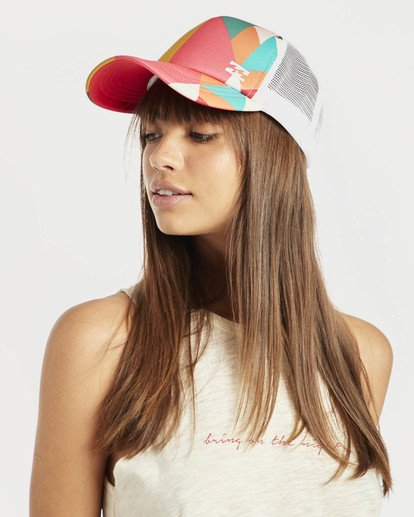4 Tropicap Trucket Hat  N9CT04BIP9 Billabong