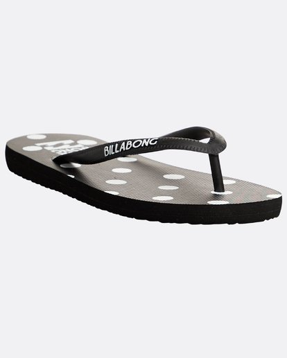 4 Dama Sandals Black N9FF01BIP9 Billabong