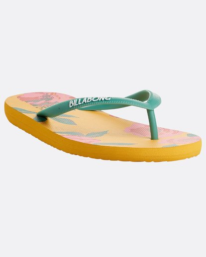 4 Dama Sandals Plateado N9FF01BIP9 Billabong