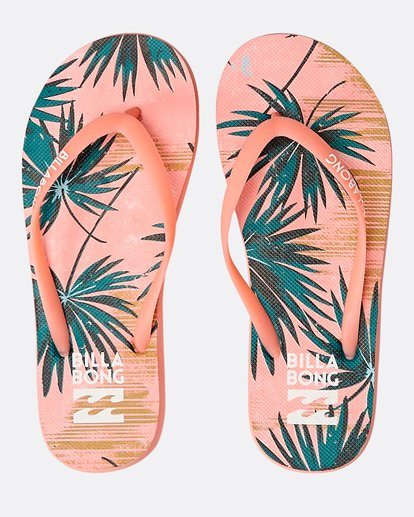 0 Dama Sandals Pink N9FF01BIP9 Billabong