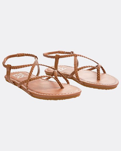 2 Crossing Over Sandal Beige N9FF09BIP9 Billabong