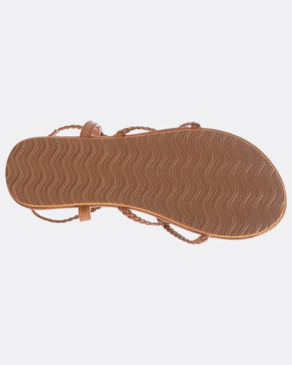 4 Crossing Over Sandal Beige N9FF09BIP9 Billabong