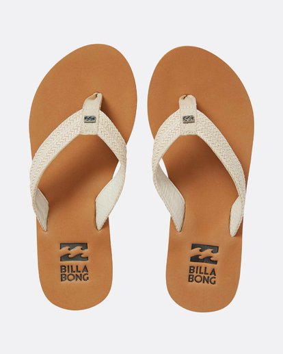 0 Kai Sandals Blanc N9FF11BIP9 Billabong