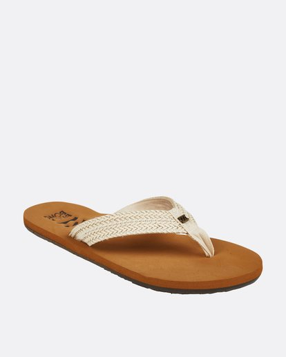 1 Kai Sandals Blanc N9FF11BIP9 Billabong