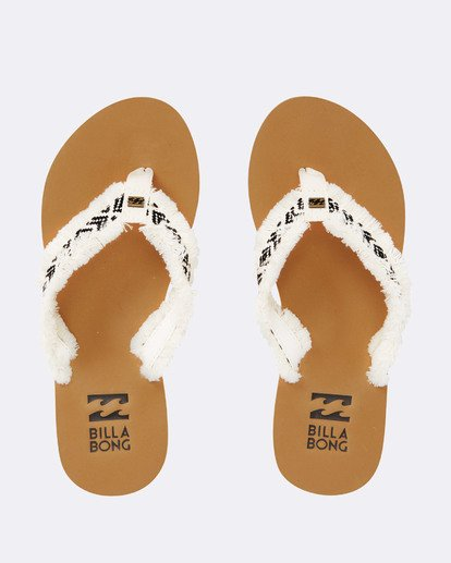 0 Baja Sandals Weiss N9FF12BIP9 Billabong