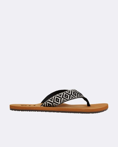 1 Baja Sandals Negro N9FF12BIP9 Billabong