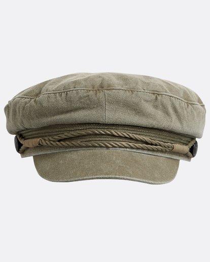 1 Jack Lieutenant Cap Green N9HT01BIP9 Billabong
