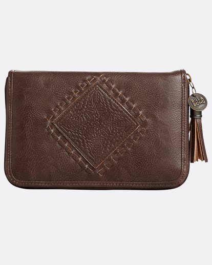 0 Armelle Wallet Marron N9WL03BIP9 Billabong