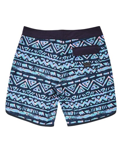 "1 73 Lineup Pro 19"" Boardshorts Grey P1BS04BIS9 Billabong"