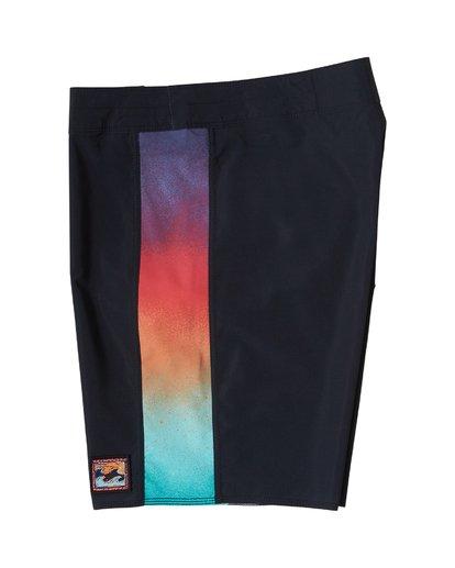 "2 D Bah Pro 18"" Boardshorts Grau P1BS05BIS9 Billabong"