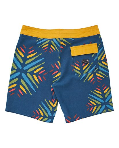 "1 Sundays Pro 19"" Boardshorts Violett P1BS07BIS9 Billabong"