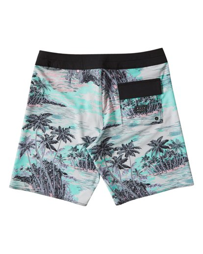 "1 Sundays Pro 19"" Boardshorts Bleu P1BS07BIS9 Billabong"