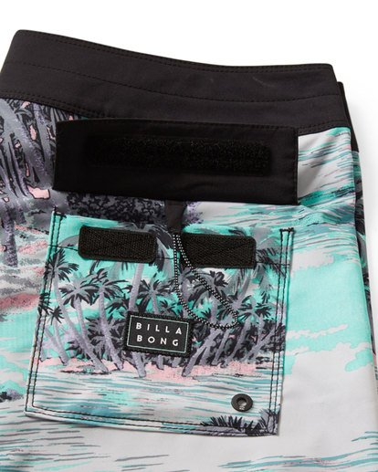 "5 Sundays Pro 19"" Boardshorts Blau P1BS07BIS9 Billabong"