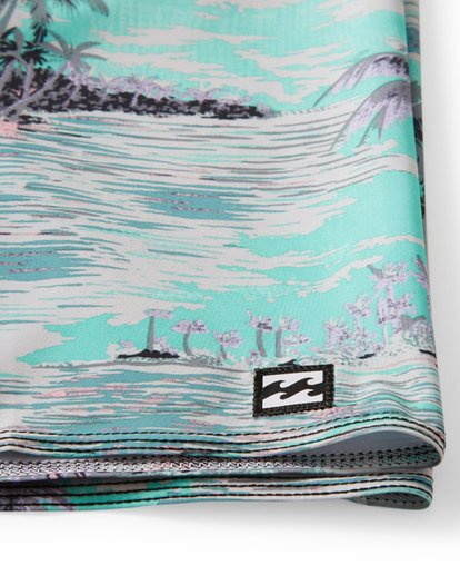 "6 Sundays Pro 19"" Boardshorts Bleu P1BS07BIS9 Billabong"