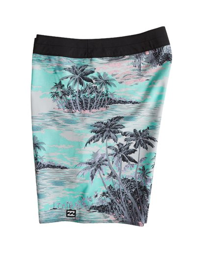 "2 Sundays Pro 19"" Boardshorts Bleu P1BS07BIS9 Billabong"