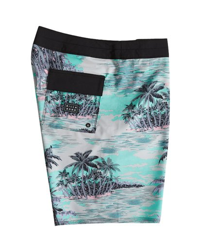 "3 Sundays Pro 19"" Boardshorts Blau P1BS07BIS9 Billabong"