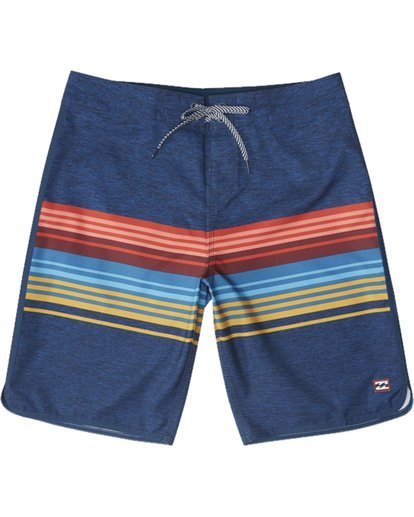 "73 Line Up Originals 20"" Boardshorts  P1BS15BIS9"