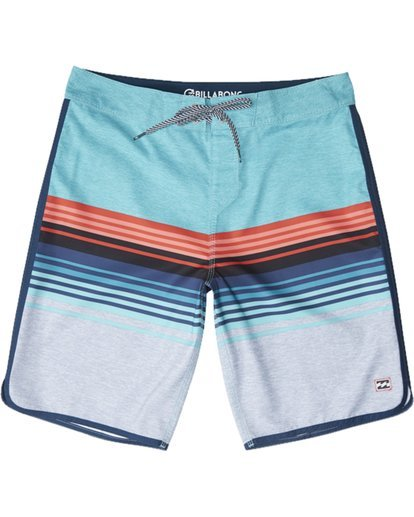 "0 73 Line Up Originals 20"" Boardshorts Grau P1BS15BIS9 Billabong"