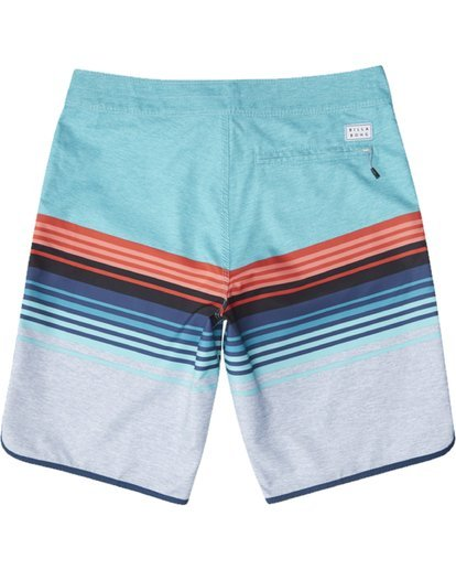 "1 73 Line Up Originals 20"" Boardshorts Grau P1BS15BIS9 Billabong"