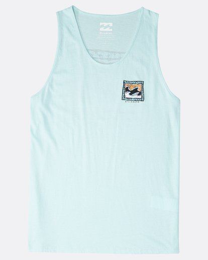 0 Hightide Singlet Grün P1SG01BIS9 Billabong