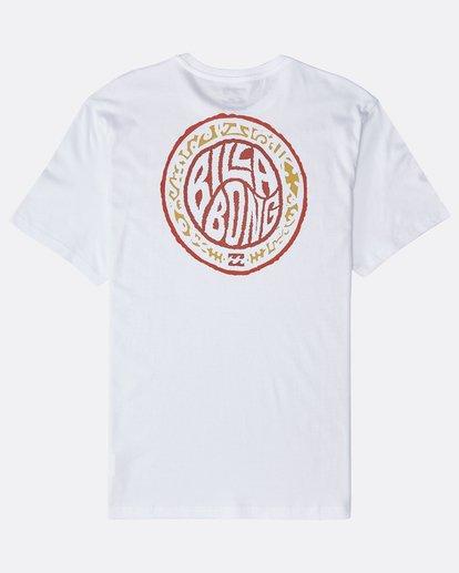 1 Tribe T-Shirt Weiss P1SS17BIS9 Billabong