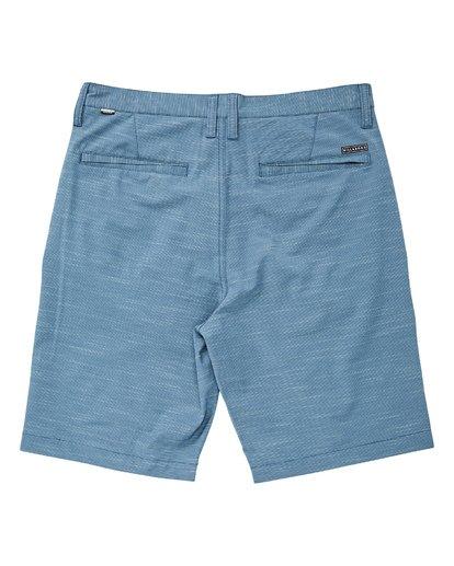 1 Crossfire X Slub Submersibles Shorts Azul P1WK01BIS9 Billabong