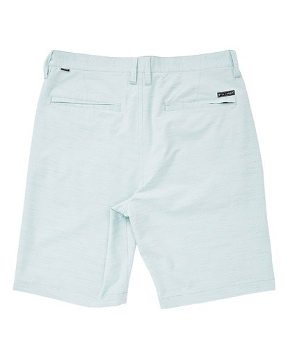 1 Crossfire X Slub Submersibles Shorts Green P1WK01BIS9 Billabong