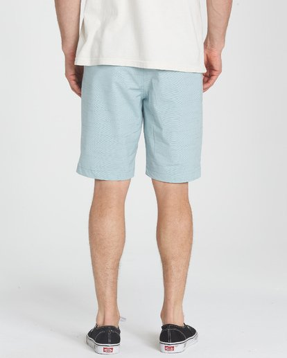 3 Crossfire X Slub Submersibles Shorts Grün P1WK01BIS9 Billabong