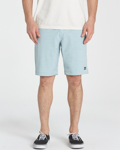 2 Crossfire X Slub Submersibles Shorts Grün P1WK01BIS9 Billabong