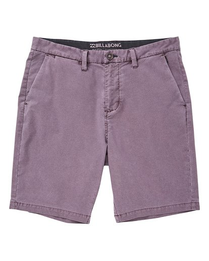0 New Order X Ovd Submersibles Shorts Violett P1WK02BIS9 Billabong