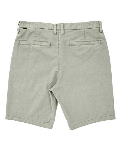 1 New Order X Ovd Submersibles Shorts Verde P1WK02BIS9 Billabong