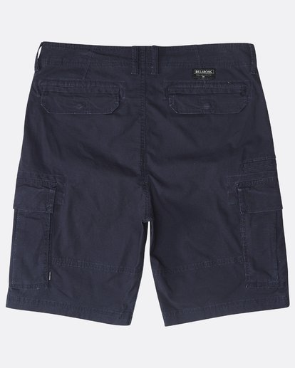 1 Scheme Cargo Shorts Blau P1WK03BIS9 Billabong