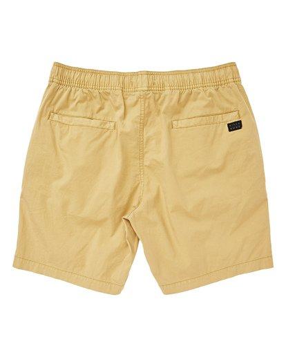 1 Larry Layback Shorts Silber P1WK05BIS9 Billabong