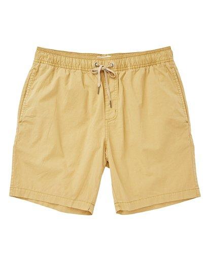 0 Larry Layback Shorts Silber P1WK05BIS9 Billabong