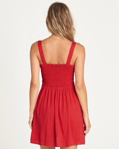 1 Cherry Kisses Mini Dress  P3DR06BIS9 Billabong