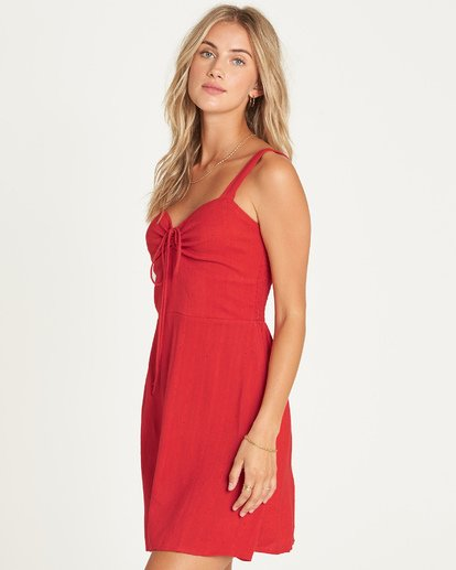2 Cherry Kisses Mini Dress  P3DR06BIS9 Billabong