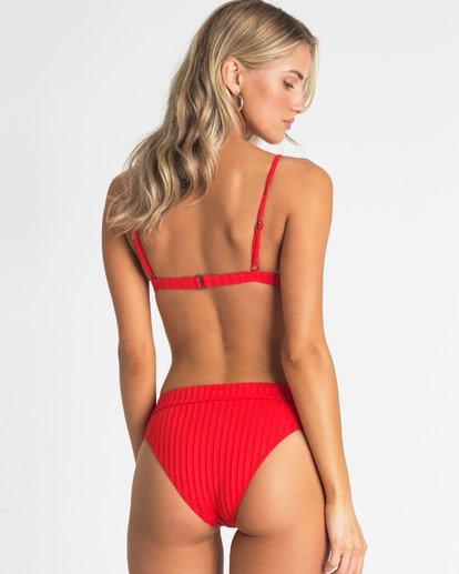 1 Sunny Rib Maui Rider Bikini Bottom  P3SB04BIS9 Billabong