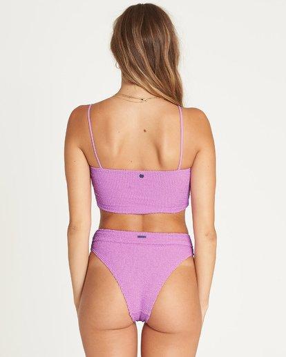 2 Summer High Maui Bikini Bottom Violeta P3SB51BIS9 Billabong
