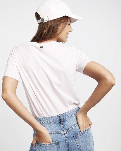 1 Hello Summer T-Shirt Violett P3SS03BIS9 Billabong