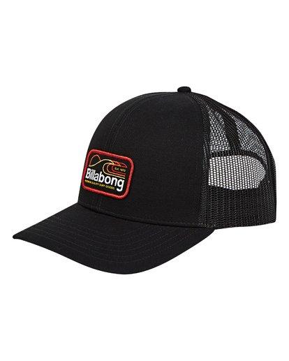 2 Walled Trucker Hat Negro P5CT01BIS9 Billabong