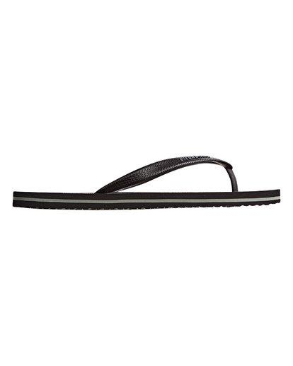 3 Tides Sandals Black P5FF01BIS9 Billabong
