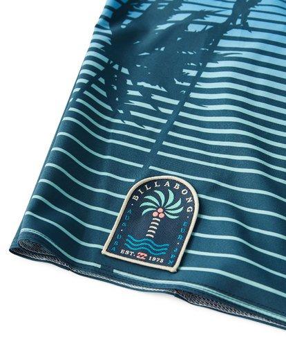 10 Dbah Airlite - Boardshorts für Männer Blau Q1BS01BIF9 Billabong